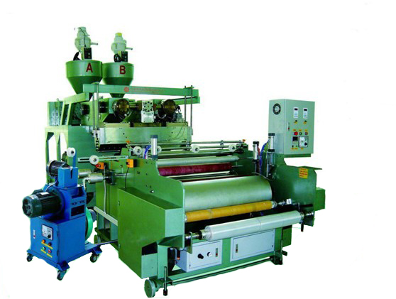 YY-SF Two/Three-layer Co-extruded PE Cast stretch Film Line